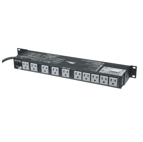 Middle Atlantic 16 Outlet 15A Multi-Mount Power, 3-Step Sequencing