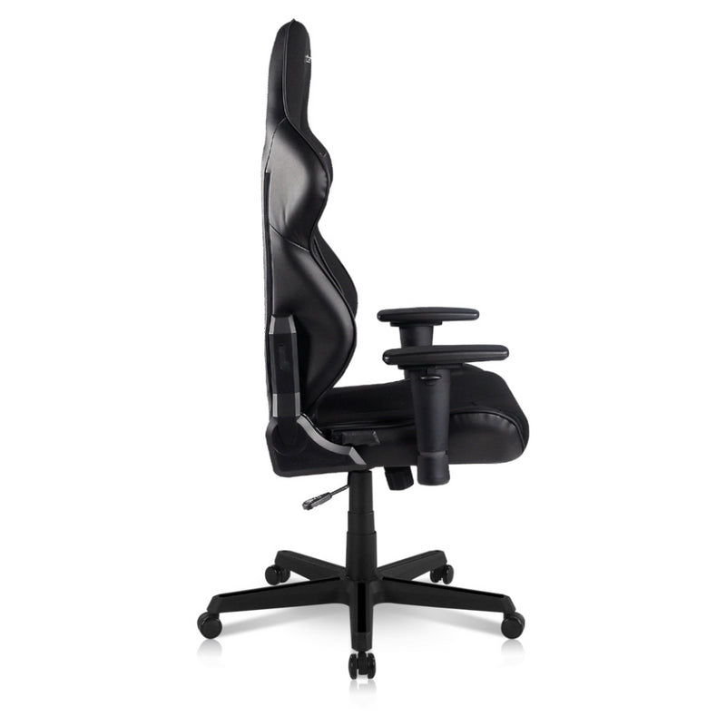 DXRacer Racing Series Conventional Strong Mesh and PU Leather Gaming Chair, OH/RAA106/N