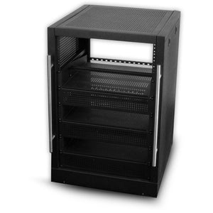 Quest HT6019-16-02 3ft 16U Home Theater Rack