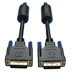 Tripp-Lite P560-015 DVI Dual Link Cable, Digital TMDS Monitor Cable (DVI-D M/M), 15-ft.