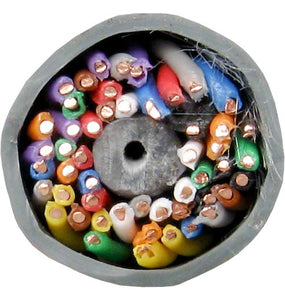 Cat5E 1000' Bulk Cable 25 Pair Solid interior