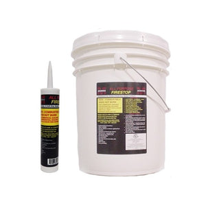 Morris Firestop Insulation Caulk - Fire Insulation Material