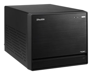 Shuttle XPC Cube SH370R8 Barebone PC Intel H370