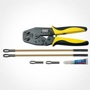 Klein Tools 56115 Fiberglass Fish Tape Repair Kit