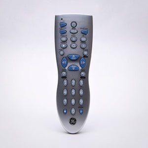 GE 3-Device Ergonomic Universal Remote