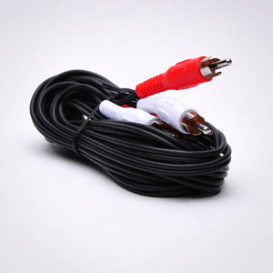 12ft 2 RCA Audio Cable - Male to Male Image 4