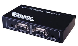 Vanco S-VGA Splitter with Audio
