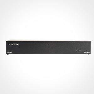 Zigen 1x4 HDMI Distribution Amp, 1080p (Can be cascaded up to 8 times)