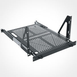 Middle Atlantic SS4-23VTR 4U Heavy Duty Sliding Rackshelf