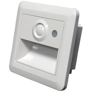 Morris LED Motion Sensor Emergency Lighting Fixed Optics