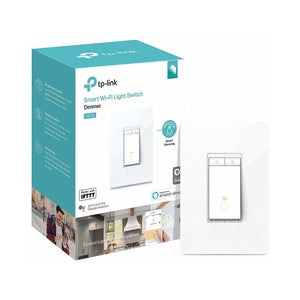 TP-Link HS220 Kasa Smart Wi-Fi Light Switch, Dimmer