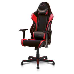 DXRacer Racing Series Conventional Strong Mesh and PU Leather Gaming Chair, OH/RAA106/NR