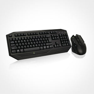 IOGEAR Gaming Wireless Keyboard Mouse Combo