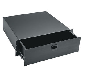 Middle Atlantic D3, 3 Space Drawer, Anodized Finish