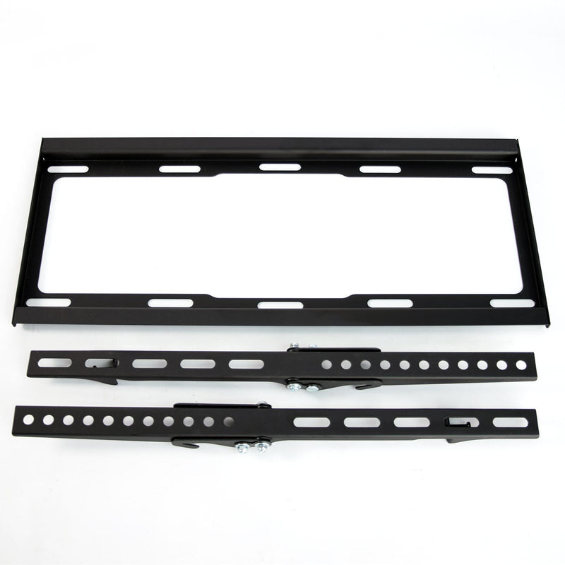 Rhino Brackets Low Profile Tilt TV Wall Mount for 32-55 Inch Screens