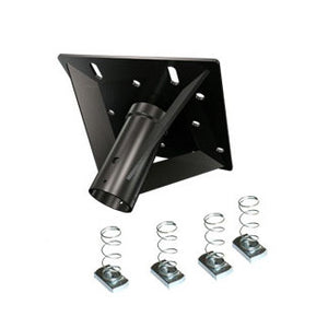 Crimson-AV CAU8HD Heavy Duty Dual Unistrut Ceiling Adapter for Long Drops