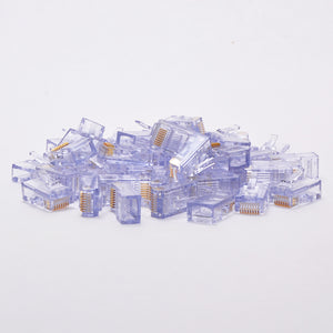 Platinum Tools 100003C CAT5E EZ-RJ45 Connectors