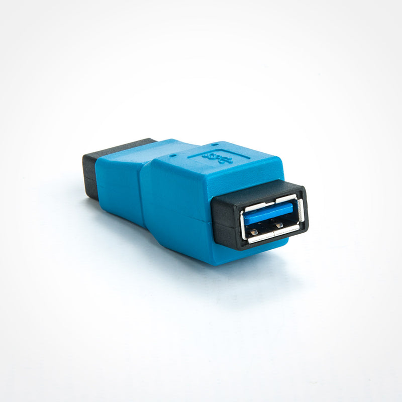 USB 3.0 Type A Female to Female Adapter - Coupler and Gender Changer