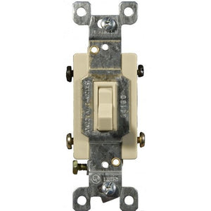 Morris 82040 Toggle Switch4 Way 15A-120/277V