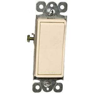 Morris 82050 Decorative Switches Single Pole 15A-120/277V