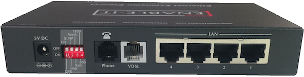 Enable-IT 850 Ethernet Extender VDSL2 CPE