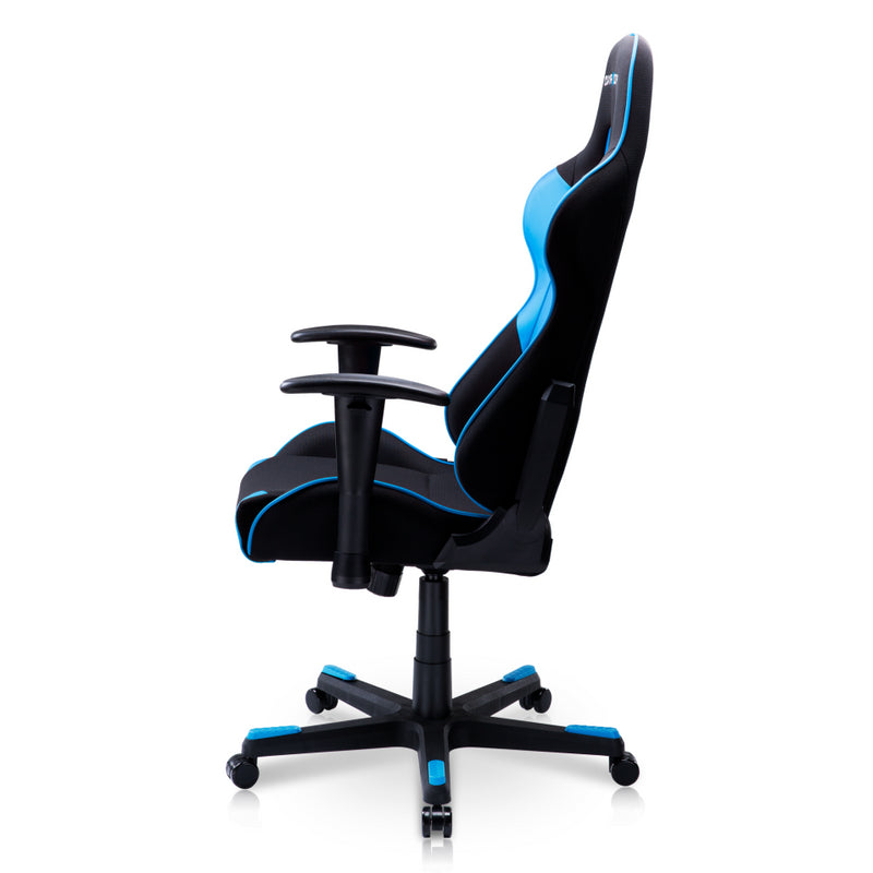 DXRacer Formula Series Conventional Mesh and PU Leather Gaming Chair, OH/FD101/NB