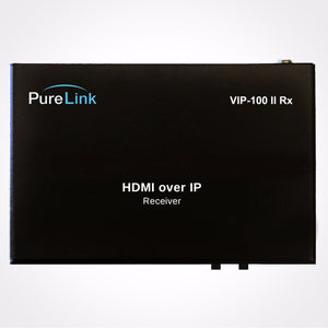 Top of PureLink AV HDMI over IP Receiver with PoE