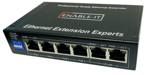 Enable-IT Gigabit 30W per port PoE 5 Port Switch