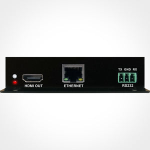 PureLink HDBaseT PoE Receiver for HTX Series Matrix Switchers Front