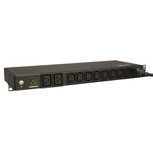 Tripp-Lite PDUMH20HV 3.2-3.8kW Single-Phase Metered PDU, 200-240V