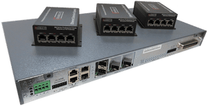 Enable-IT 24-port Ethernet VDSL2 DSLAM Concentrator