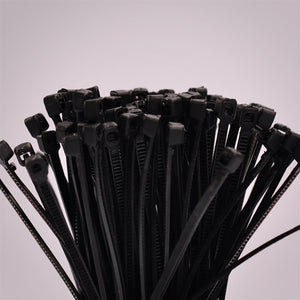4 Inch Nylon Cable Tie - 100 Pack