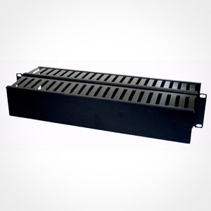 Quest HF19-02-200D Horizontal Cable Manager
