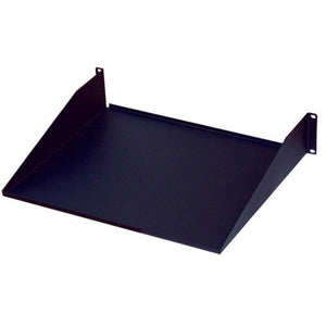 Quest 10.5 Inch 1 Unit (1U) Non-Vented Rack Shelf