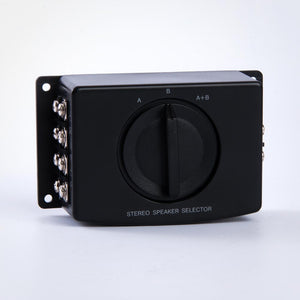 1x2 Stereo Speaker Switch Image 5