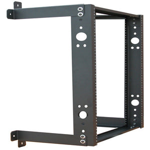 Quest WR1922-13-02 13 Unit (13U) Fixed Wall Mount Rack
