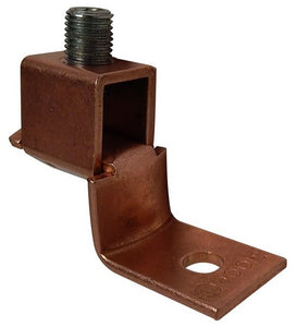 Morris 90526 Copper Mechanical Single Offset Connectors 400A