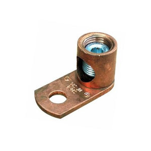 Morris 90554 Copper Mechanical Lugs #8-1/0