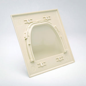 Quest VHT-8202 2 Gang Bulk Cable Wall Plate Image 3