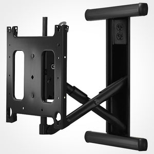 Chief Large Low-Profile In-Wall Swing Arm Mount - 42 to 71 Inch Screens, Max 200lbs