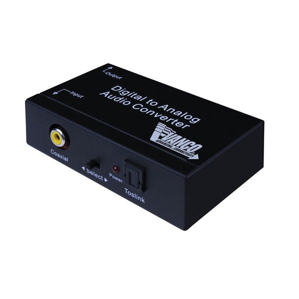 Vanco 280515 Premium Digital to Analog Audio Converter