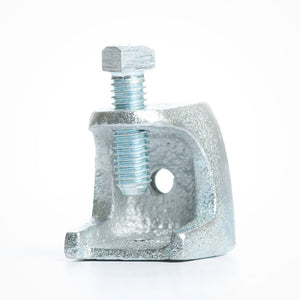 Arlington MBC26 1.5 Inch Beam Clamp 5/16-18 Threaded Rod Size