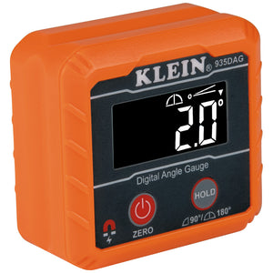 Klein Tools Digital Angle Gauge and Level, 935DAG