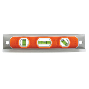 Klein Tools 935R Aluminum Torpedo Level Rare Earth Magnet