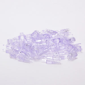 Platinum Tools 100036 Cat6 RJ45 EZ-RJ45 Strain Relief - 50 Pack