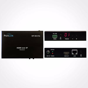 PureLink AV HDMI over IP Receiver with PoE