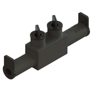 Multi-Port #12-350 MCM Wire Range 4 Poles Morris 98024 Morris Products 98024 Submersible Insulated Pedestal Connector