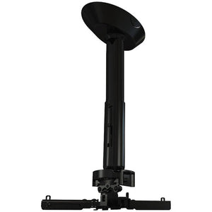 Crimson-AV JKR-18A 12 to 18 Inch Projector Ceiling Mount with JR Universal Adapter (up to 50lbs)