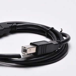 USB Printer Cable - USB A Male to USB B Male (3-15ft)