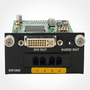 PureLink DR1000 4 LC Fiber Optic to DVI Receiver